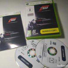 Jeux Vidéo et Consoles: FORZA MOTORSPORT 3 ( XBOX 360 - PAL - ESP). Lote 230755730