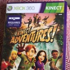 Videojuegos y Consolas: KINECT ADVENTURES XBOX 360. Lote 230958070