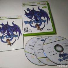 Jeux Vidéo et Consoles: BLUE DRAGON ( XBOX 360 - PAL - ESP). Lote 231877950