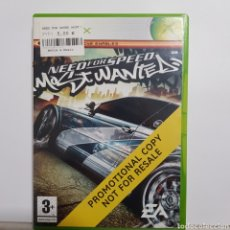 Videogiochi e Consoli: XBOX360REF.15 NEED FOR SPEED MOSTWANTED JUEGO XBOX360 SEGUNDAMANO. Lote 233122205