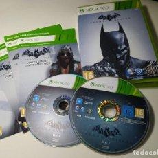 Jeux Vidéo et Consoles: BATMAN ARKHAM ORIGINS ( XBOX 360 - PAL - UK) CON ESPAÑOL!. Lote 233410815