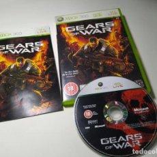 Jeux Vidéo et Consoles: GEARS OF WAR ( XBOX 360 - PAL - UK) CON ESPAÑOL!. Lote 233410920