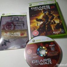 Jeux Vidéo et Consoles: GEARS OF WARS 3 ( XBOX 360 - PAL - UK) CON ESPAÑOL!. Lote 233411270