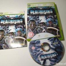 Jeux Vidéo et Consoles: DEAD RISING ( XBOX 360 - PAL - UK) CON ESPAÑOL!. Lote 233411305