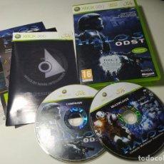 Jeux Vidéo et Consoles: HALO 3 ODST ( XBOX 360 - PAL - ESP). Lote 233417085