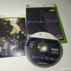 Jeux Vidéo et Consoles: HALO 3 ( XBOX 360 - PAL - ESP). Lote 233417160