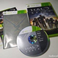 Jeux Vidéo et Consoles: HALO REACH ( XBOX 360 - PAL - ESP). Lote 233417210