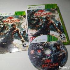 Jeux Vidéo et Consoles: DEAD ISLAND ( XBOX 360 - PAL - ESP). Lote 233417290