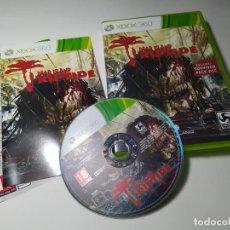 Jeux Vidéo et Consoles: DEAD ISLAND RIPTIDE ( XBOX 360 - PAL - ESP). Lote 233417325