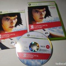 Jeux Vidéo et Consoles: MIRROR´S EDGE ( XBOX 360 - PAL - ESP). Lote 233417380