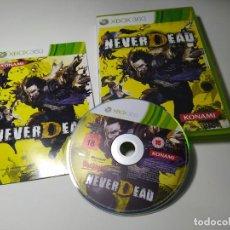 Jeux Vidéo et Consoles: NEVERDEAD ( XBOX 360 - PAL - ESP). Lote 233417840