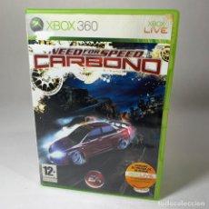 Videojuegos y Consolas: JUEGO XBOX 360 - NEED FOR SPEED CARBONO. Lote 233492385