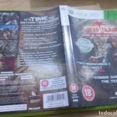 Videojuegos y Consolas: DEAD ISLAND GAME OF THE YEAR EDITION PAL ESP. Lote 233621355
