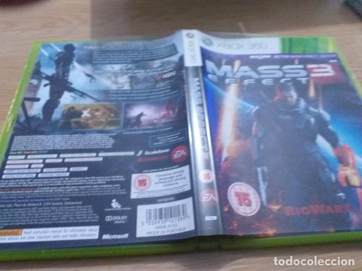 MASS EFFECT 3 XBOX 360 (Juguetes - Videojuegos y Consolas - Microsoft - Xbox 360)