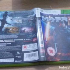 Videojuegos y Consolas: MASS EFFECT 3 XBOX 360. Lote 233623830