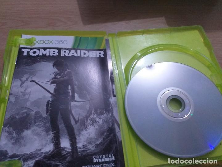 Videojuegos y Consolas: TOMB RAIDER XBOX 360 - Foto 2 - 233625455