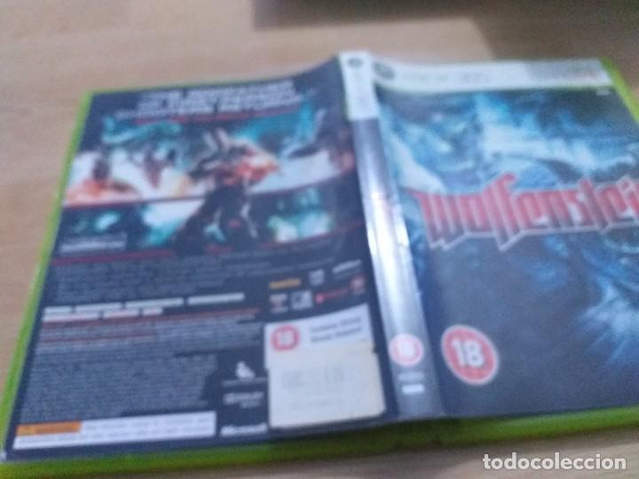 WOLFENSTEIN XBOX 360 (Juguetes - Videojuegos y Consolas - Microsoft - Xbox 360)