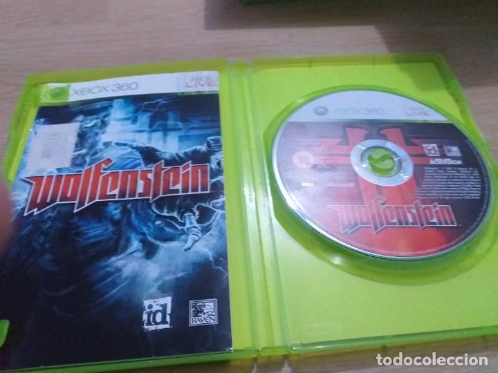 Videojuegos y Consolas: WOLFENSTEIN XBOX 360 - Foto 2 - 233632620