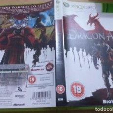 Videojuegos y Consolas: V- DRAGON AGE II - XBOX 360 L PAL ESP. Lote 233645005