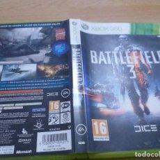 Videojuegos y Consolas: JUEGO XBOX BATTLEFIELD 3. Lote 233667350