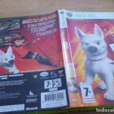 Videojuegos y Consolas: DISNEY BOLT XBOX PAL ESP. Lote 233758455