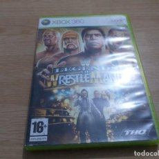 Videojuegos y Consolas: WWE LEGENDS OF WRESTLEMANIA XBOS PAL ESP. Lote 233759765