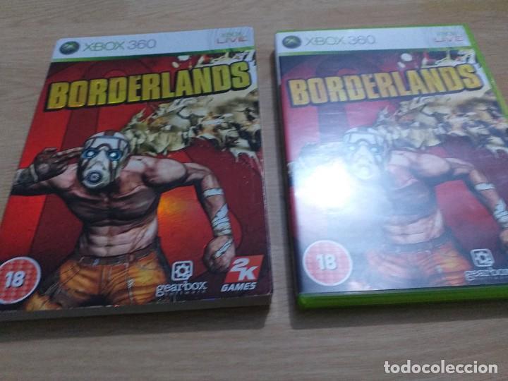 BORDERLANDS CAJA CARTON PAL UK -ESP XBOX 360 (Juguetes - Videojuegos y Consolas - Microsoft - Xbox 360)