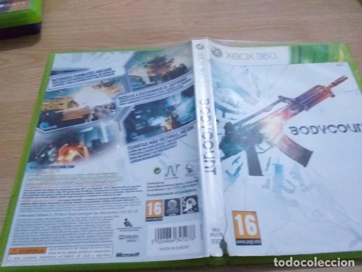 BODYCOUNT XBOX 360 PAL ESP (Juguetes - Videojuegos y Consolas - Microsoft - Xbox 360)