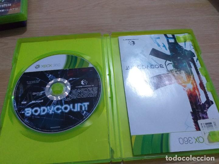 Videojuegos y Consolas: BODYCOUNT XBOX 360 PAL ESP - Foto 2 - 233760605