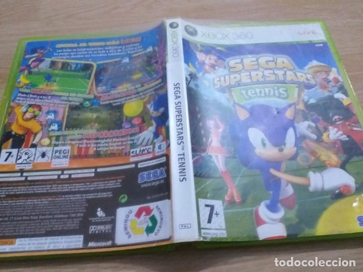SEGA SUPERSTARS TENNIS XBOX 360 PAL ESP (Juguetes - Videojuegos y Consolas - Microsoft - Xbox 360)