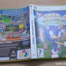 Videojuegos y Consolas: SEGA SUPERSTARS TENNIS XBOX 360 PAL ESP. Lote 233761585