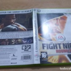 Videojuegos y Consolas: FIGHT NIGHT ROUND 3 - XBOX 360 - PAL UK.ESP. Lote 233761980