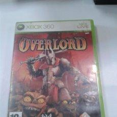 Jeux Vidéo et Consoles: OVERLORD. XBOX 360. Lote 234003185