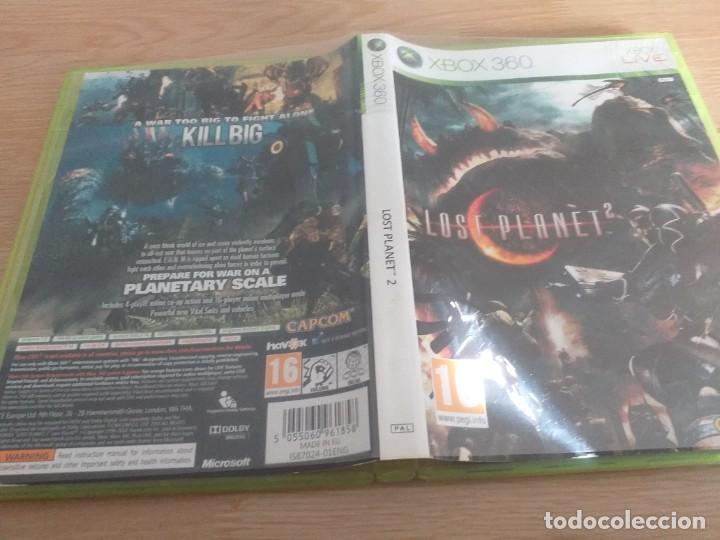LOST PLANET 2 PARA XBOX 360 PAL ESPAÑA (Juguetes - Videojuegos y Consolas - Microsoft - Xbox 360)