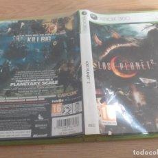 Videojuegos y Consolas: LOST PLANET 2 PARA XBOX 360 PAL ESPAÑA. Lote 234061730