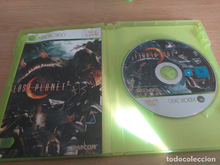 Videojuegos y Consolas: Lost Planet 2 para Xbox 360 PAL España - Foto 2 - 234061730
