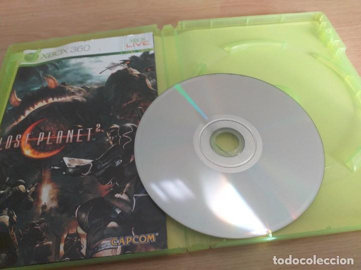 Videojuegos y Consolas: Lost Planet 2 para Xbox 360 PAL España - Foto 3 - 234061730