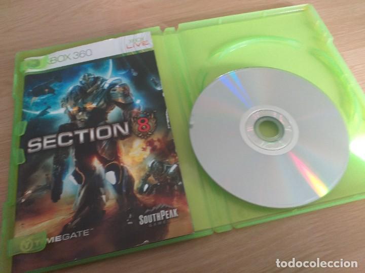 Videojuegos y Consolas: SECTION 8 PAL ESP XBOX 360 - Foto 3 - 234062290