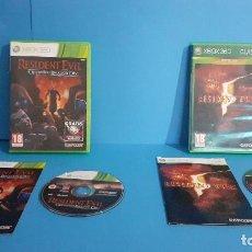 Videojuegos y Consolas: LOTE DE 2 JUEGOS XBOX 360 RESIDENT EVIL.. Lote 234624615
