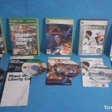 Videojuegos y Consolas: LOTE DE 5 JUEGOS XBOX 360. Lote 234678615