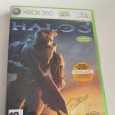 Jeux Vidéo et Consoles: JUEGO CONSOLA MICROSOFT XBOX 360 , HALO 3 , COMPLETO. Lote 234905330