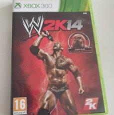 Videojuegos y Consolas: JUEGO CONSOLA MICROSOFT XBOX 360 , WWE 2K14. Lote 234907740