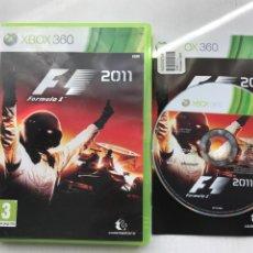 Videojuegos y Consolas: FORMULA 1 2011 F1 XBOX 360 X360 KREATEN. Lote 235728695