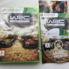 Videojuegos y Consolas: WRC FIA WORLD RALLY CHAMPIONSHIP WORLD RALLY XBOX 360 X360 KREATEN. Lote 235731765