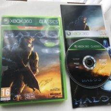 Videojuegos y Consolas: HALO 3 CLASSICS BEST SELLERS XBOX 360 X360 KREATEN. Lote 235732420