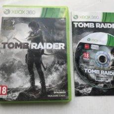 Videojuegos y Consolas: TOMB RAIDER XBOX 360 X360 KREATEN. Lote 235732960