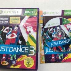 Videojuegos y Consolas: JUST DANCE 3 PARA KINECT XBOX 360 X360 KREATEN. Lote 235733925