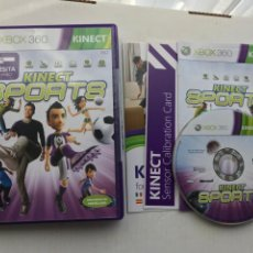 Videojuegos y Consolas: KINECT SPORTS 1 PARA KINECT XBOX 360 X360 KREATEN. Lote 235735305