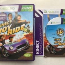 Videojuegos y Consolas: KINECT JOYRIDE JOY RIDE PARA KINECT XBOX 360 X360 KREATEN. Lote 235736010