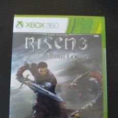 Videojuegos y Consolas: XBOX 360 - RISEN 3 TITAN LORD´S - PAL - NUEVO. Lote 236136255